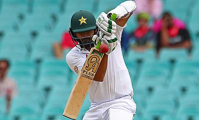 Azhar Ali remained unbeaten on 74