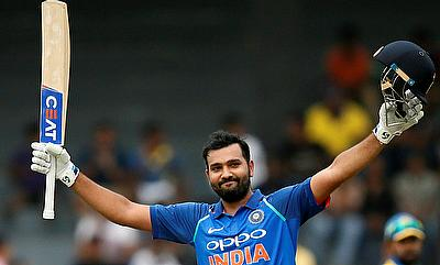Rohit slams century as India wrap up series 4-1
