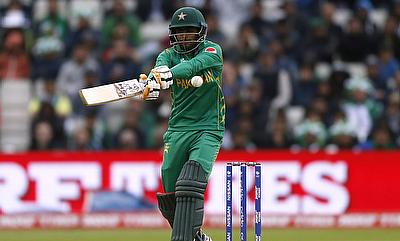 Babar Azam scored a fine century in the first ODI against Sri Lanka