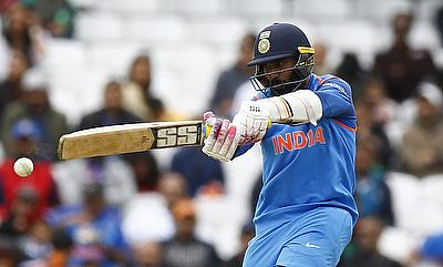 Dinesh Karthik scored two centuries in three games in Duleep Trophy