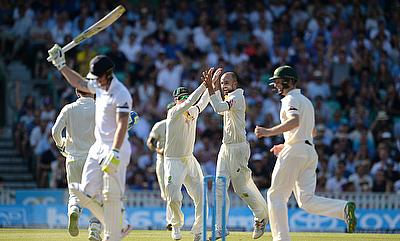 Steven Smith (centre) criticised Ben Stokes for the recent incident in Bristol.