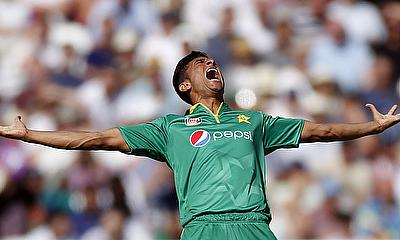 Hasan Ali picked a five wicket haul