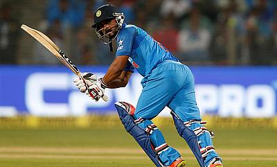 Kedar Jadhav has been dropped from the squad after a series of low scores