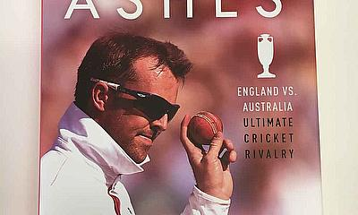 THE ASHES It's All About the Urn by Graeme Swann