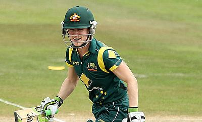 Rachael Haynes led from the front for Australia