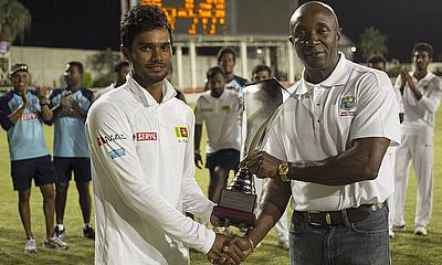 Sri Lanka  A  won by 10 wickets