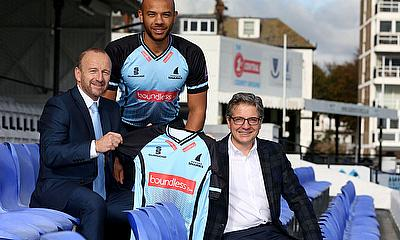 Sussex Cricket  Boundless T20 sponsorship extended to 2020