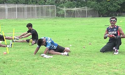 Wicket Keeping Drills with Chinmoy Roy