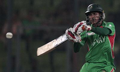 Nasir Hossain's knock went in vain for Sylhet
