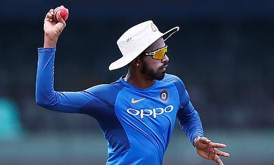 Hardik Pandya has played three Tests for India previously.