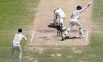 Australia Cruising To First Test Victory - 5-0 Series Victory Now 6/1