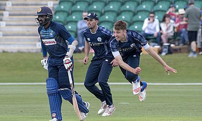 Cricket Scotland Have  Added Sole & Whittinghamto Scotland Squad