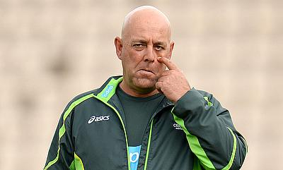 Darren Lehmann expressed satisfaction with his team's performance in Brisbane