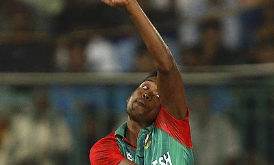 Al-Amin Hossain will have to undergo a test in 14 days