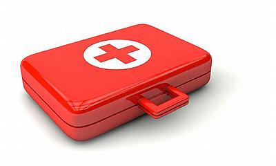 Insurance first aid