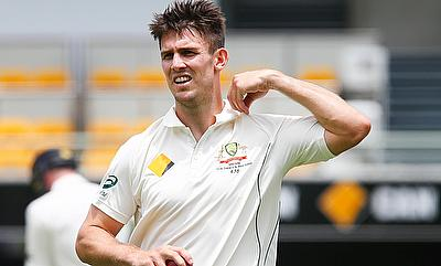 Mitchell Marsh has been consistent for Western Australia