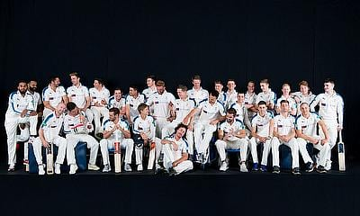 Yorkshire CC Cricket Team 2018