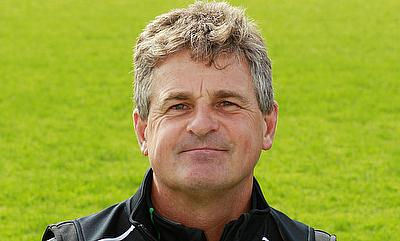 Steve Rhodes oversaw Worcester's promotion to Division One this season