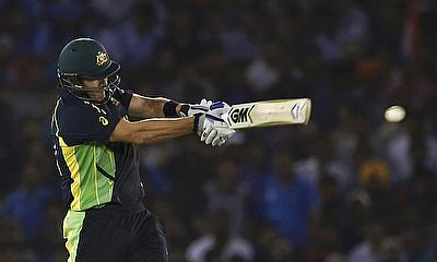 Shane Watson came up with a man of the match performance