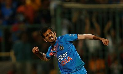 Yuzvendra Chahal came up with a match-winning performance