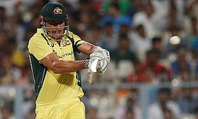 Marcus Stoinis was run out on 99