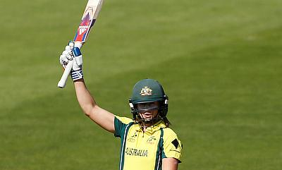 Ellyse Perry claimed the top award in ICC's awards