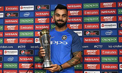 Virat Kohli led the team to title win in 2008 ICC U19 World Cup