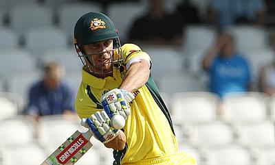Chris Lynn scored a nine-ball 25