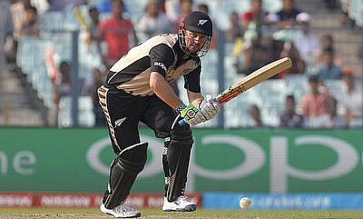 Colin Munro played a blinder of a knock before the rain came