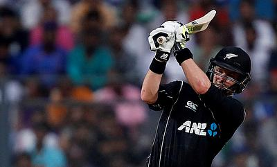 Colin Munro scored 104 off 53 deliveries