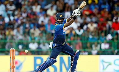 Angelo Mathews is expected to lead Sri Lanka until 2019 World Cup
