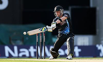 Brendon McCullum scored 33 off 22 deliveries in the chase