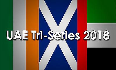 United Arab Emirates Tri-Series 2018
