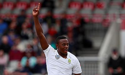 Kagiso Rabada is the number one bowler in Test cricket