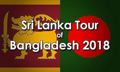 Sri Lanka tour of Bangladesh 2018