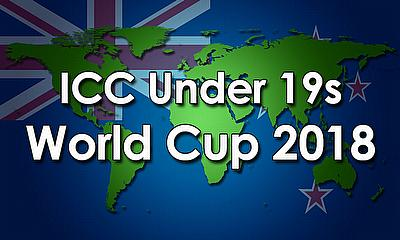 ICC Under 19s World Cup 2018