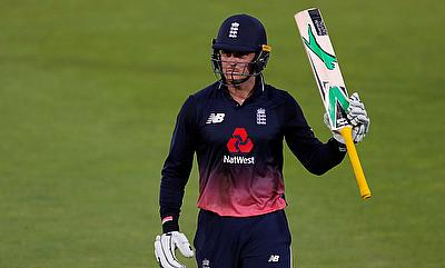 Jason Roy scored 180 off 151 deliveries