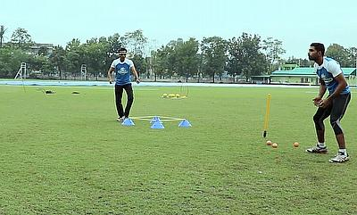 Quick Feet Drills with Chinmoy Roy