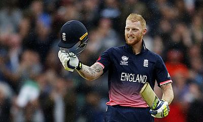 Ben Stokes is expected to be part of the T20I tri-series