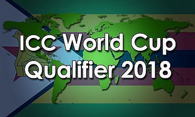 ICC World Cup Qualifier 2018