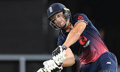 Jos Buttler looked at his attacking best in Brisbane