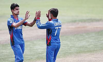 Afghanistan continued to impress in the tournament