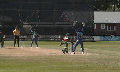 Sri Lanka v Kenya Highlights | Plate QF ICC u19 World Cup 2018