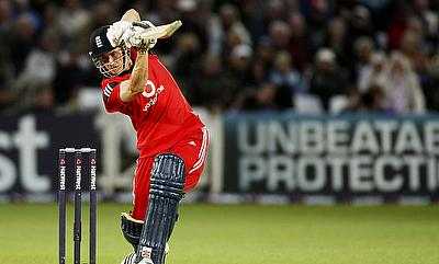 Joe Denly came up with a match-winning performance
