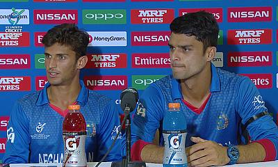 Afghanistan Captain and Player of the Game | ICC u19 World Cup 2018