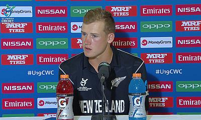 New Zealand Captain | ICC u19 World Cup 2018