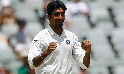 Jasprit Bumrah picked his maiden five-wicket haul