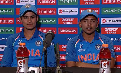India Captain on Win Against Bangladesh | ICC u19 World Cup 2018