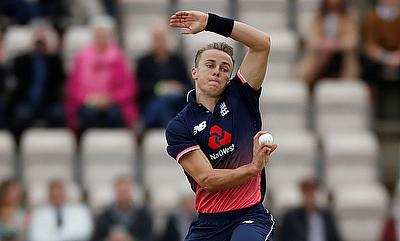 Tom Curran picked five wickets