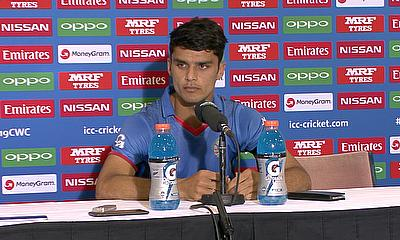 Afghanistan Captain Talks Afghanistan v Australia | ICC u19 World Cup 2018